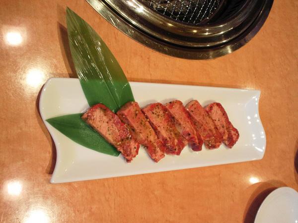 焼肉,慶福,松本市